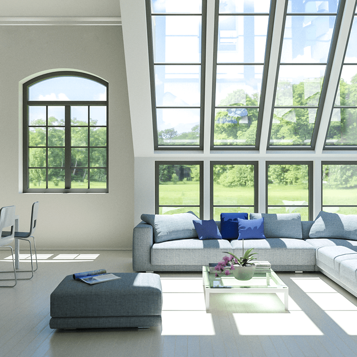 15 Ways To Incorporate Natural Lighting Into Your Home